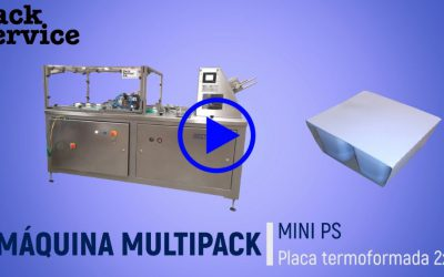 Pack Service installs a new MINI PS Multipack Machine in Algeria