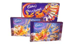 cadbury selection montage
