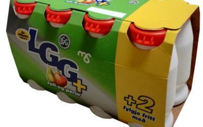 Nouvelle Machine Multipack PS 30 installée dans une usine de produits laitiers en Islande