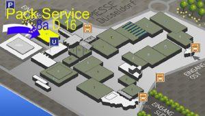 Hall 8a Pack Service D16