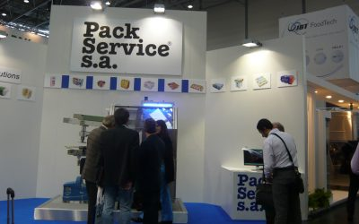 Succès de participation à INTERPACK 2011