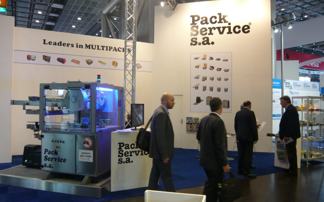 Successful participation at Interpack 2014
