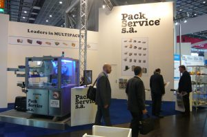 Pack Service at Interpack 2014