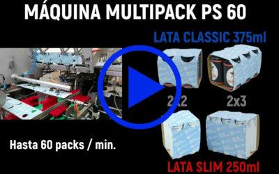 Nueva Multipack PS 60 instalada en Australia