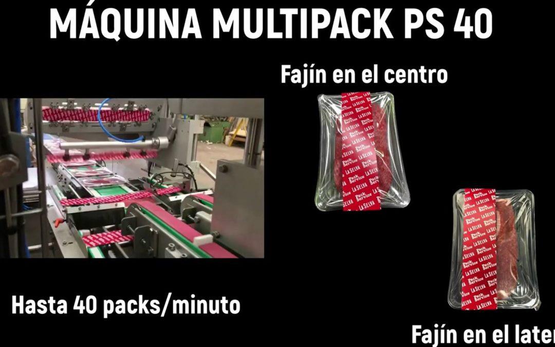 Nueva Multipack PS 40 instalada en Gerona