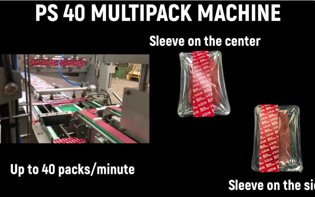 Nouvelle Multipack PS 40 installée à Gérone